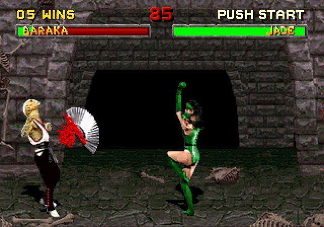 Mortal kombat 2 hack makes secret characters playable megagames