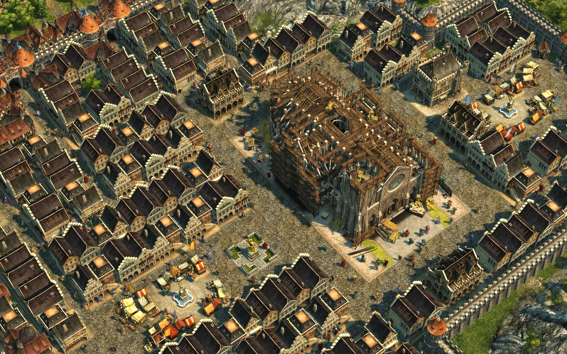 Anno 1404 Gold unlimited gems