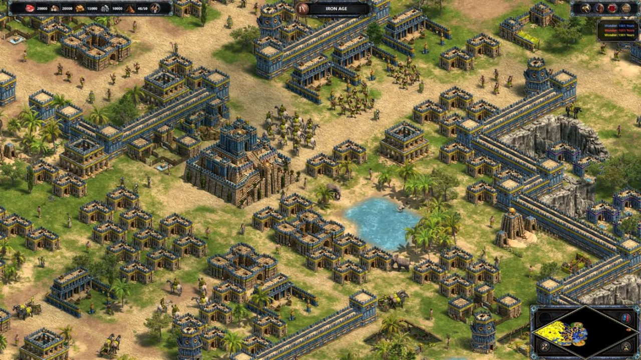 Game Trainers: Age of Empires: Definitive Edition B5101 (+10