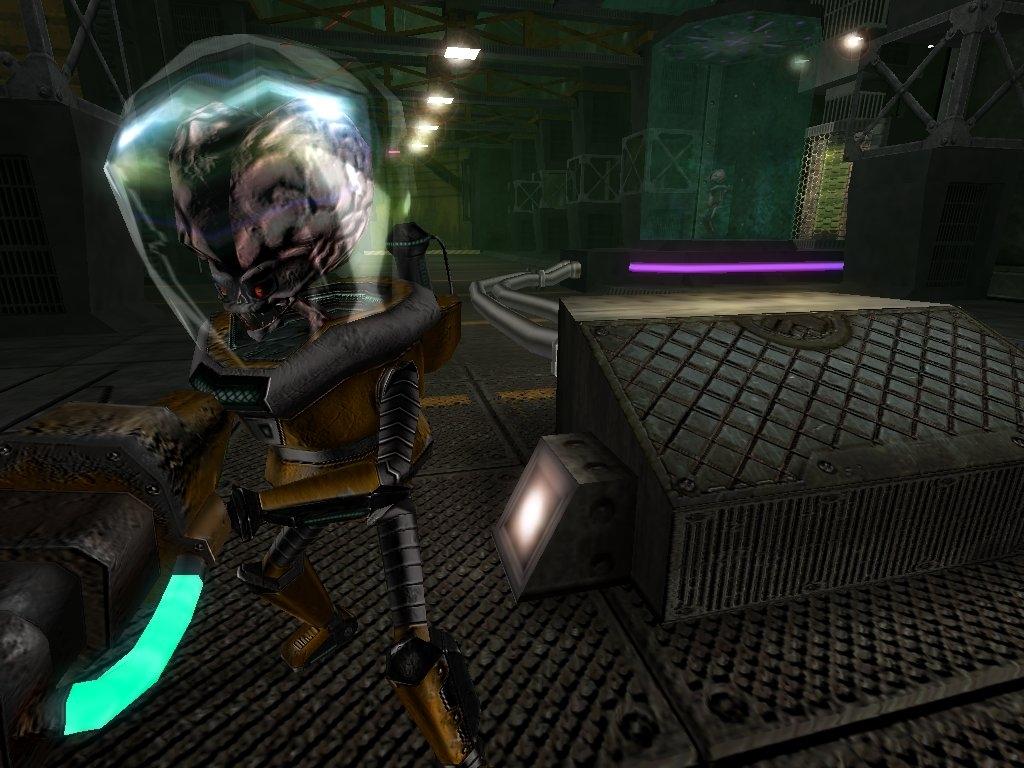 Freeware / Freegame: Alien Arena 2008 v7 20 Free Full Game for