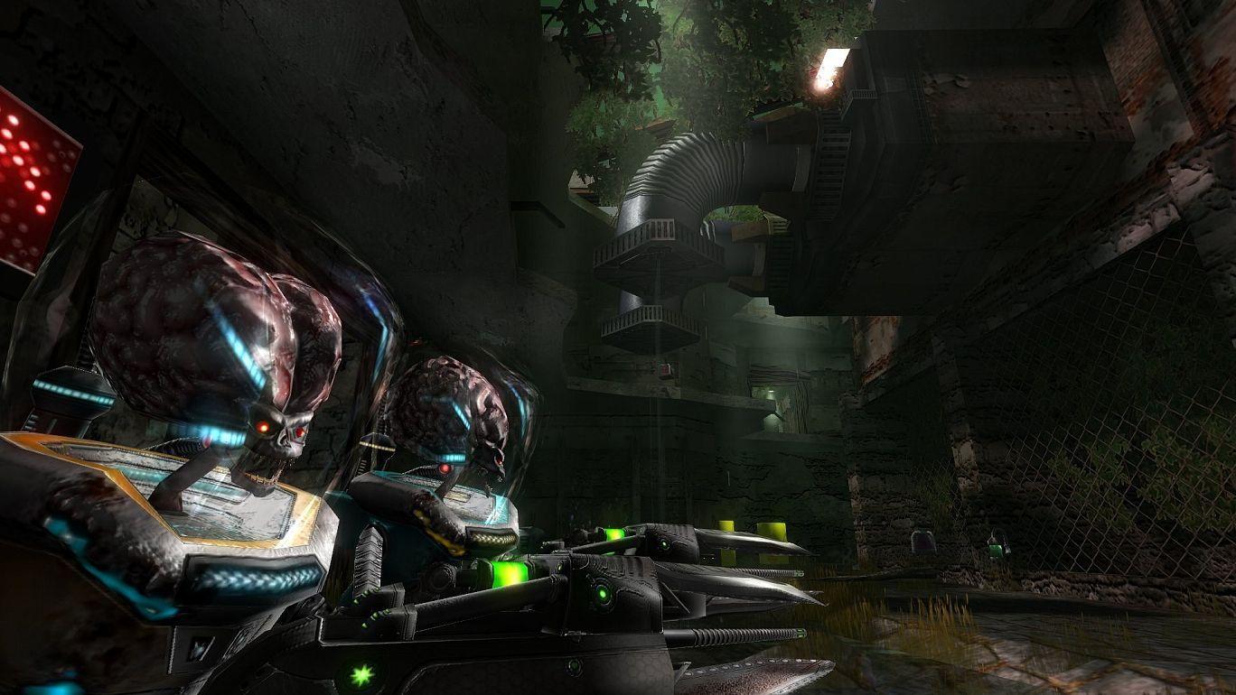Freeware / Freegame: Alien Arena: Mercury Edition v7 65 (Windows