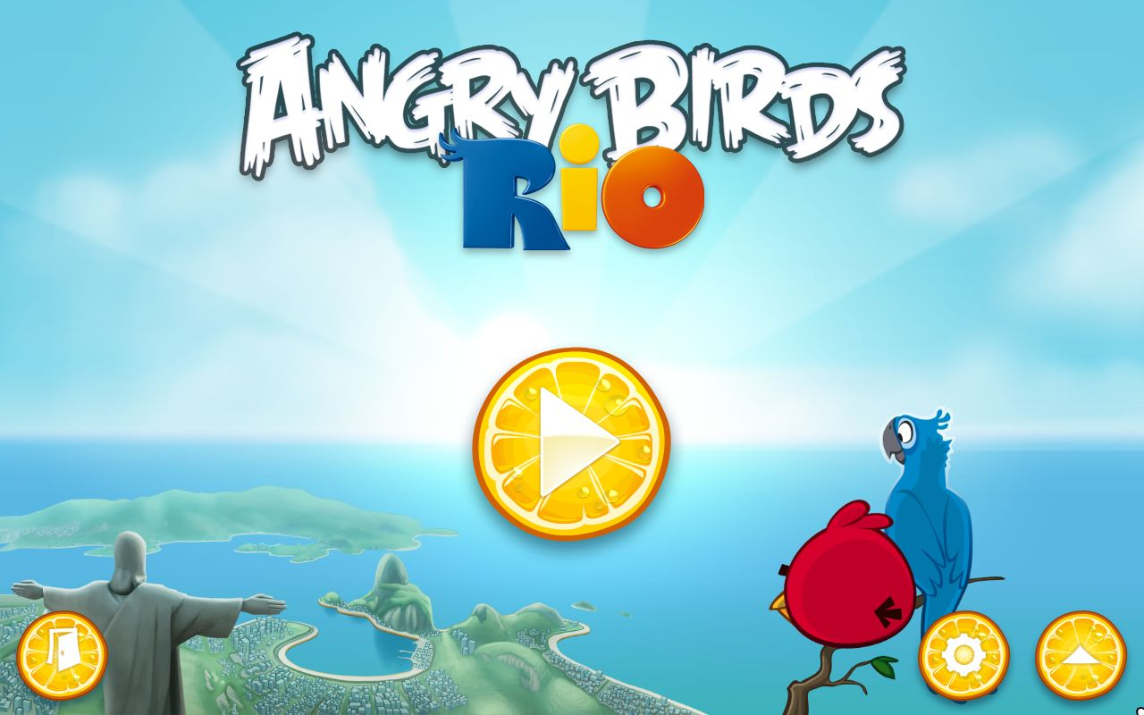 Game Fix / Crack: Angry Birds Rio v1.4.4 All NoDVD NoCD ...