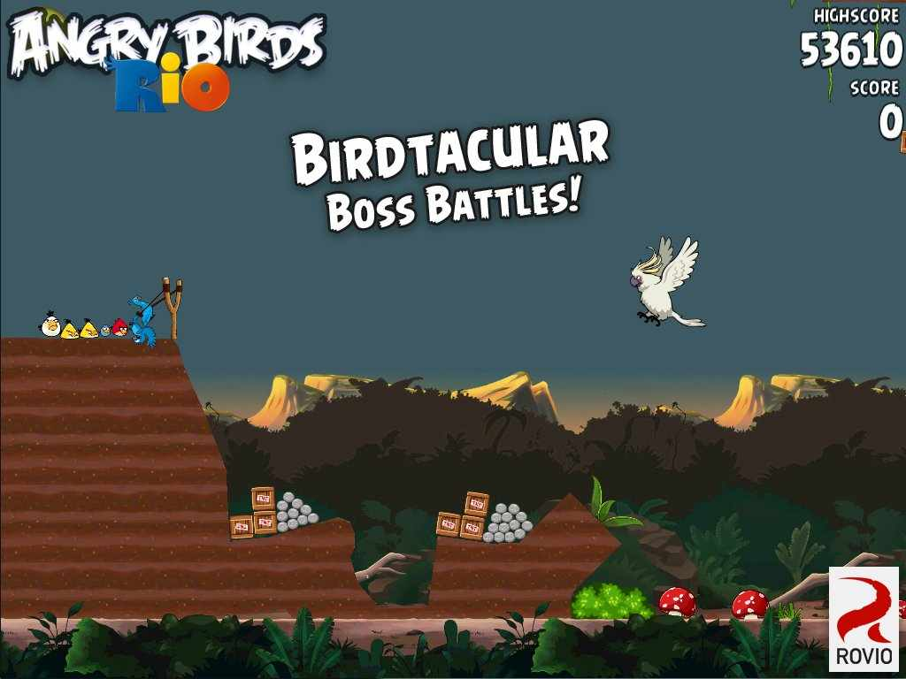 game cheats angry birds rio megagames. Black Bedroom Furniture Sets. Home Design Ideas