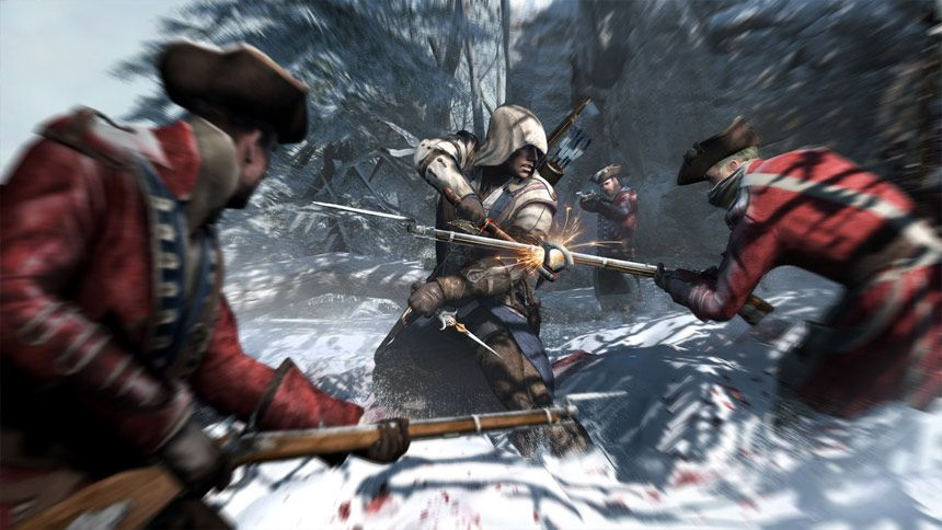 assassin's creed iii pc crack free