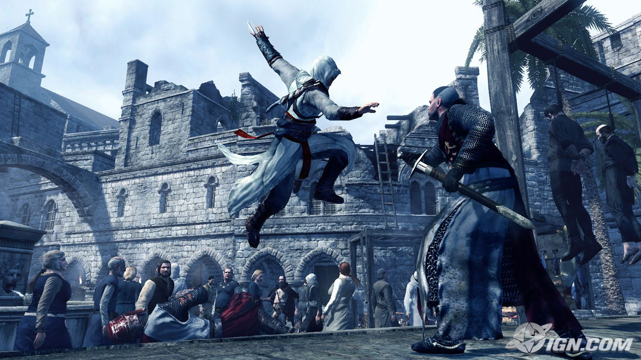 Assassin  s Creed II  2010  PC NoDVD
