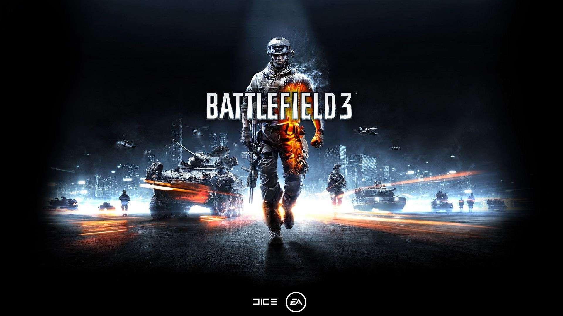 wallpaper games battlefield - photo #7