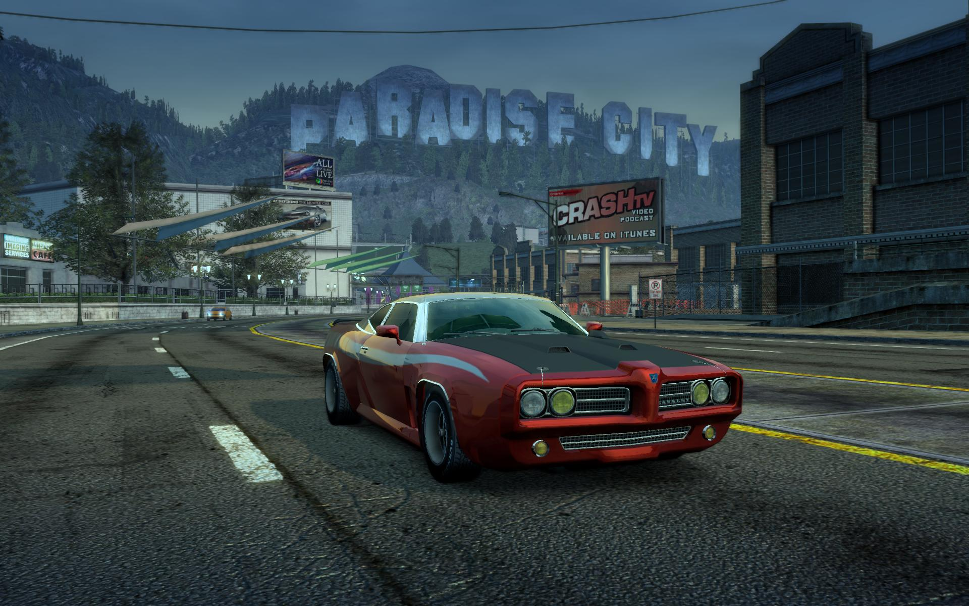Burnout Paradise The Ultimate Box Multiplayer Crack