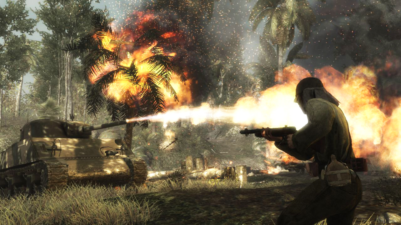Call of duty world at war patch 12 to 14