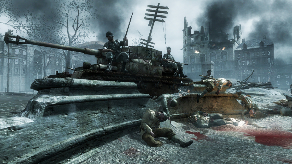 Patch Для Call Of Duty World Of War