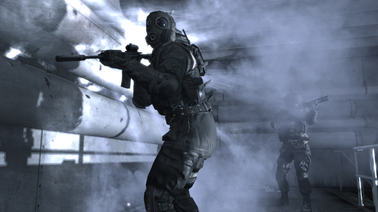 � �������� ���� Call Of Duty 4 Modern Warfare