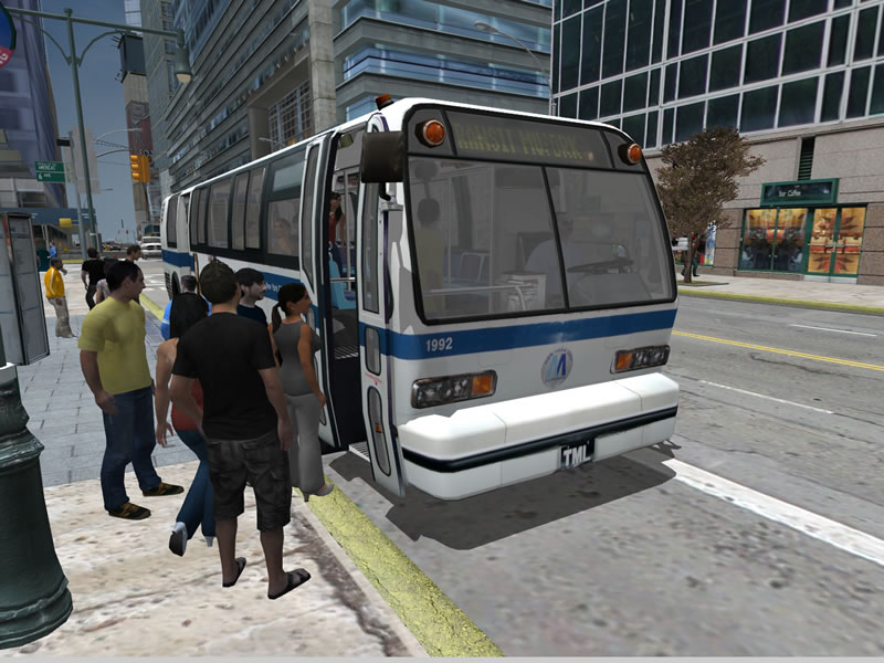 City Bus Simulator Demo