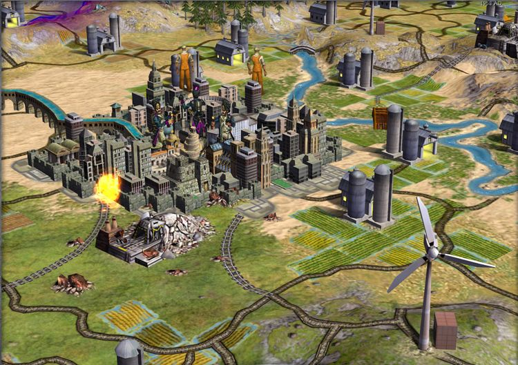 Game Patches: Sid Meier's Civilization IV Patch v1 74