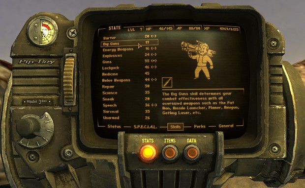 Game Mods: Vanilla UI Plus (New Vegas) v7 63 Full | MegaGames