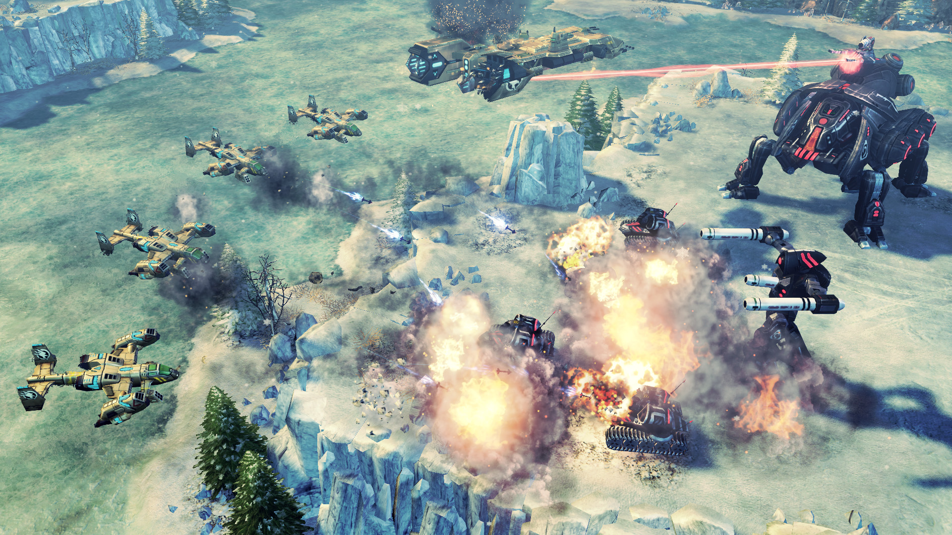command and conquer 4 trainer download