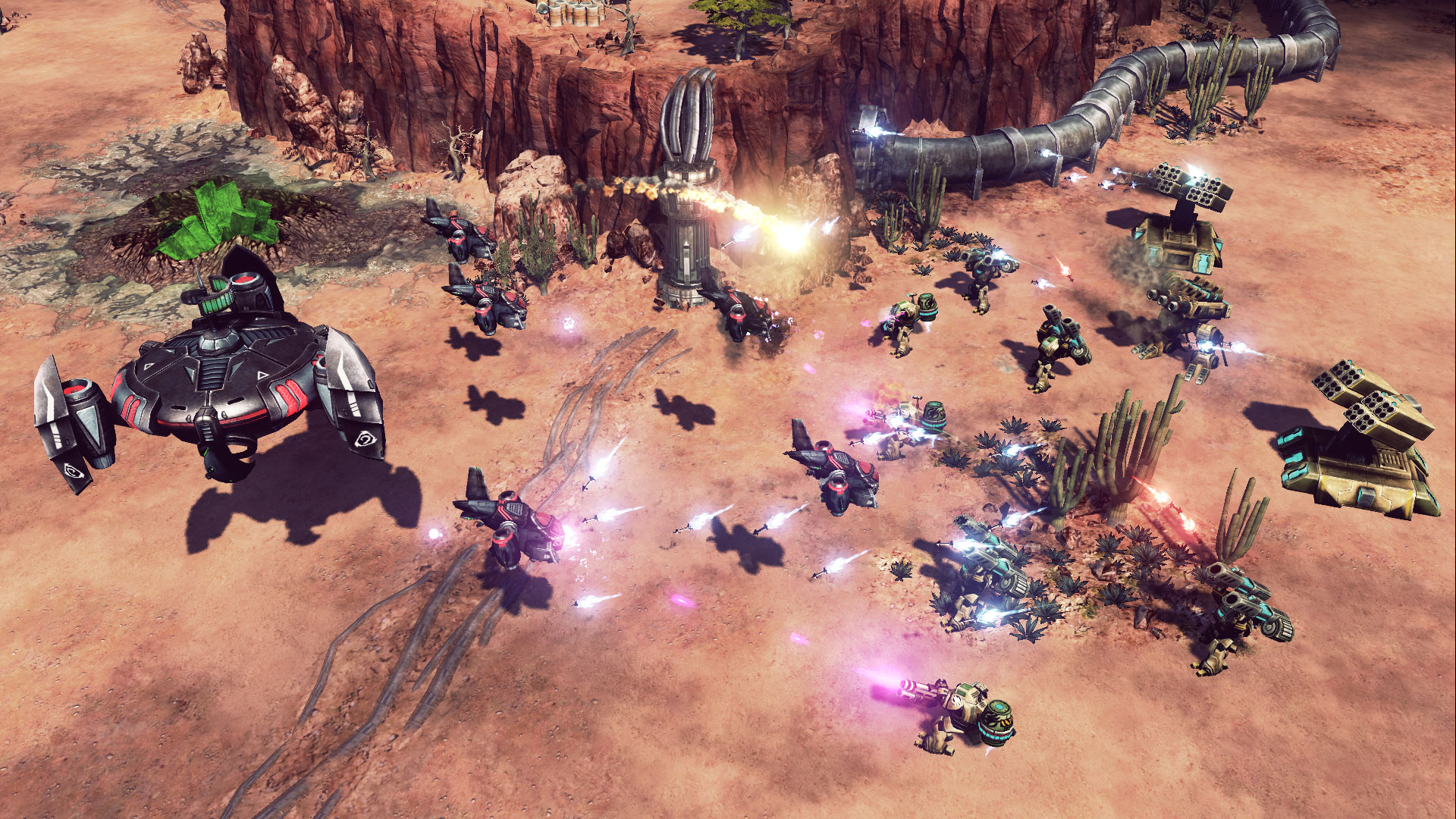 Game Trainers: Command & Conquer 4: Tiberian Twilight (+7 ...