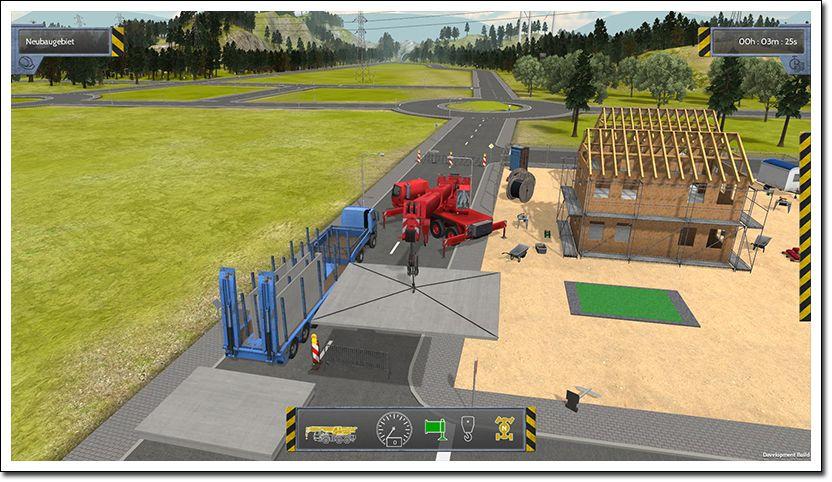 Demos pc construction simulator 2012 demo megagames for Home building simulator