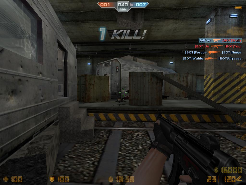 online counter strike game