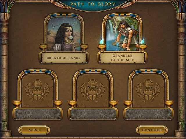 Cradle of Egypt Collector's Edition Demo