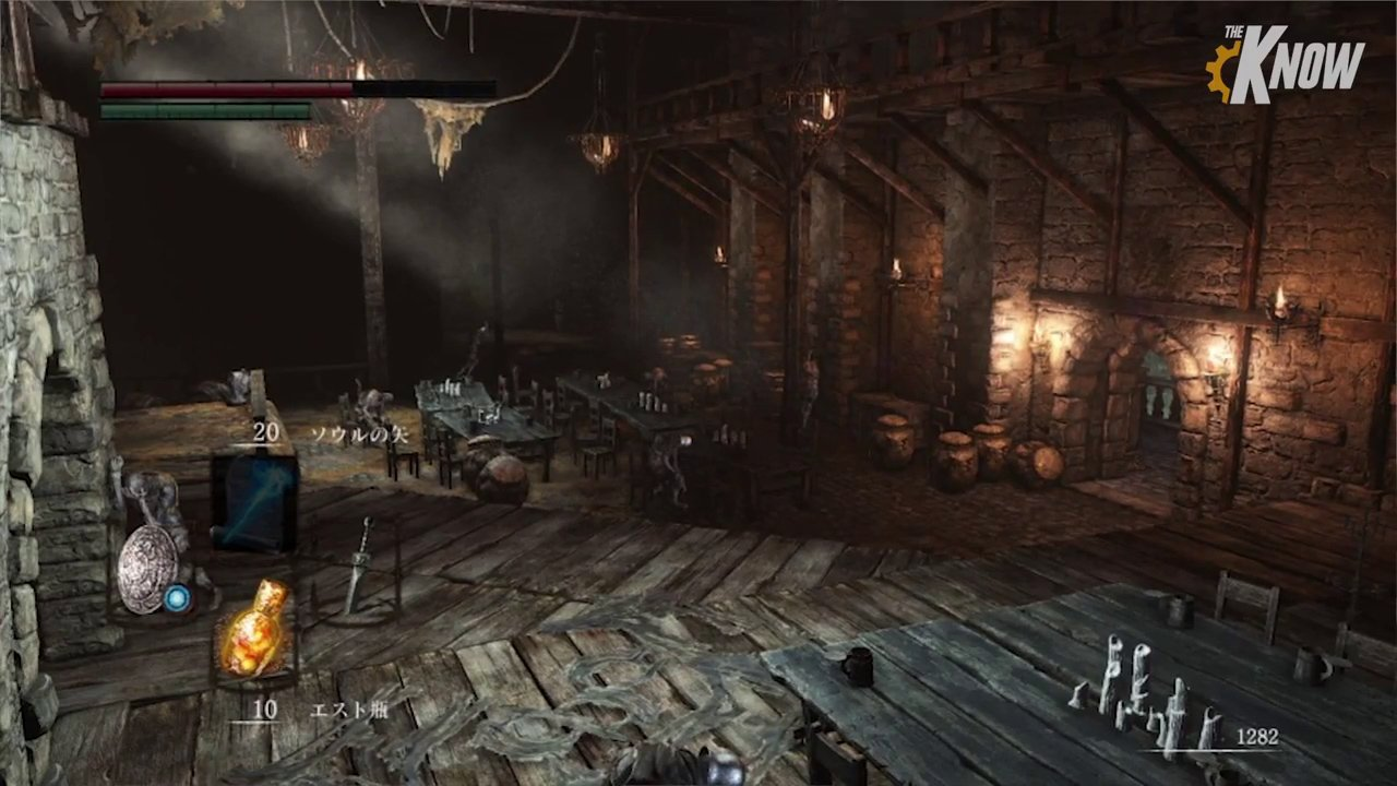 News Rumor Dark Souls III To Be Announced This Month Screenshots Leaked