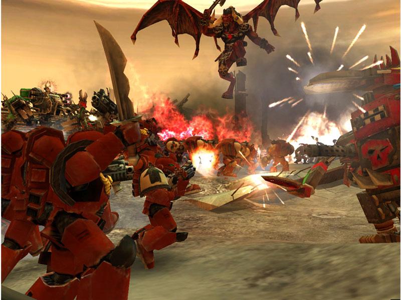 Warhammer 40000 Soulstorm патч