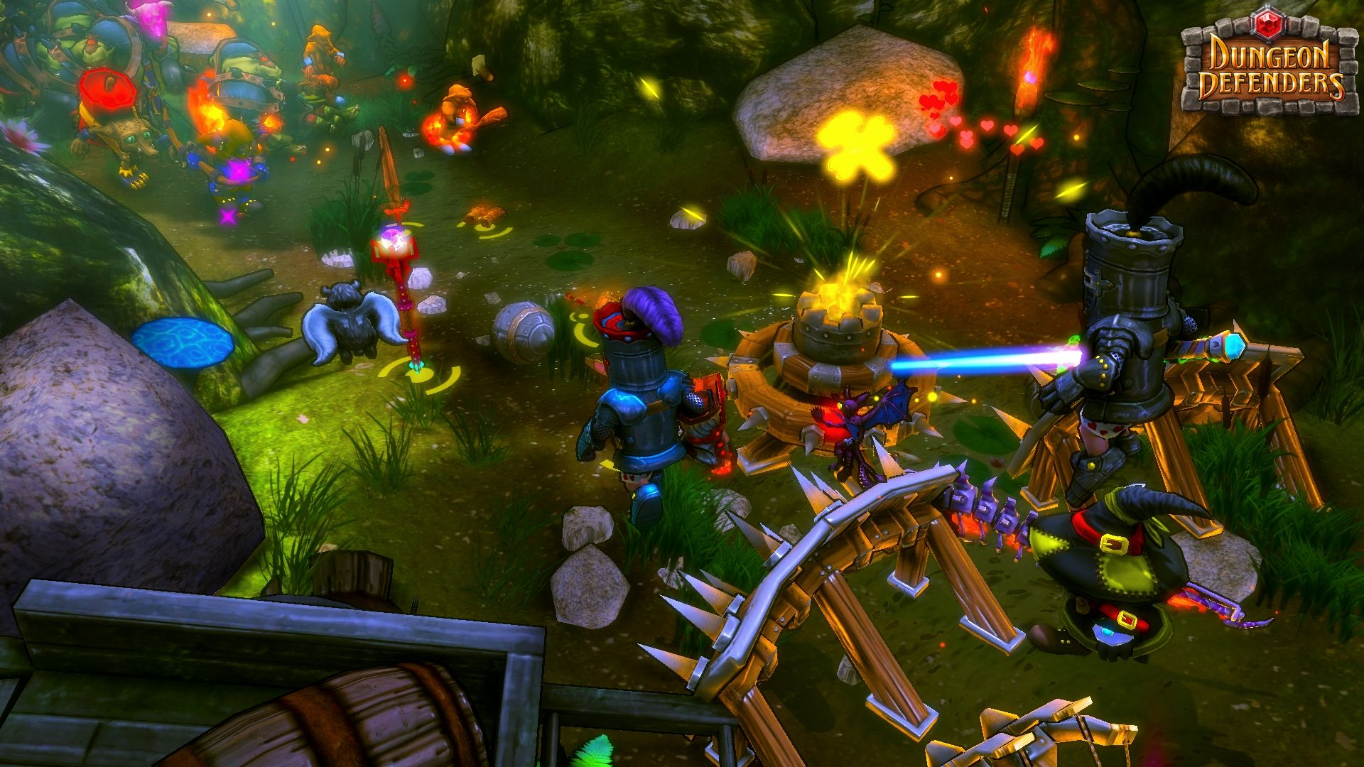 Game trainers dungeon defenders 8 trainer hog megagames - Dungeon defenders 2 console ...