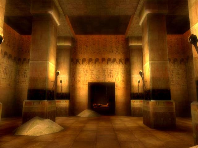 S: : Egypt 3D Screensaver   MegaGames