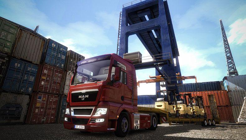Euro Truck Simulator 2 Patch v1.3.0