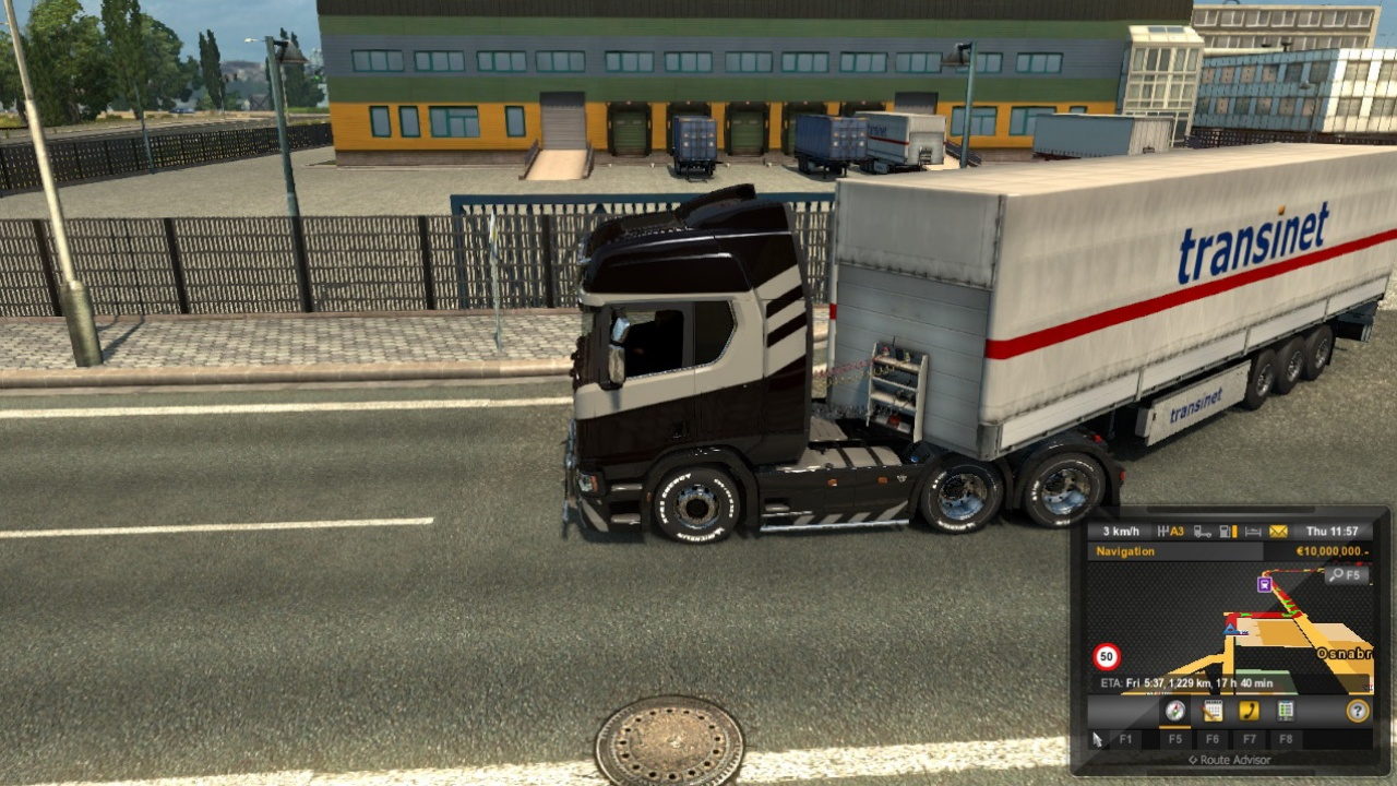 Game Trainers: Euro Truck Simulator 2 v1 16 x - v1 31 x (+13 Trainer
