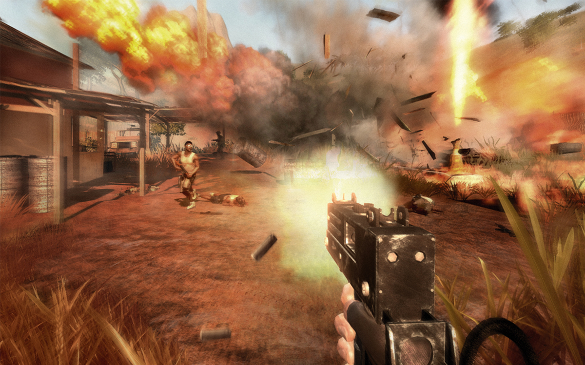 Game Patches: Far Cry 2 Patch v1 01 | MegaGames