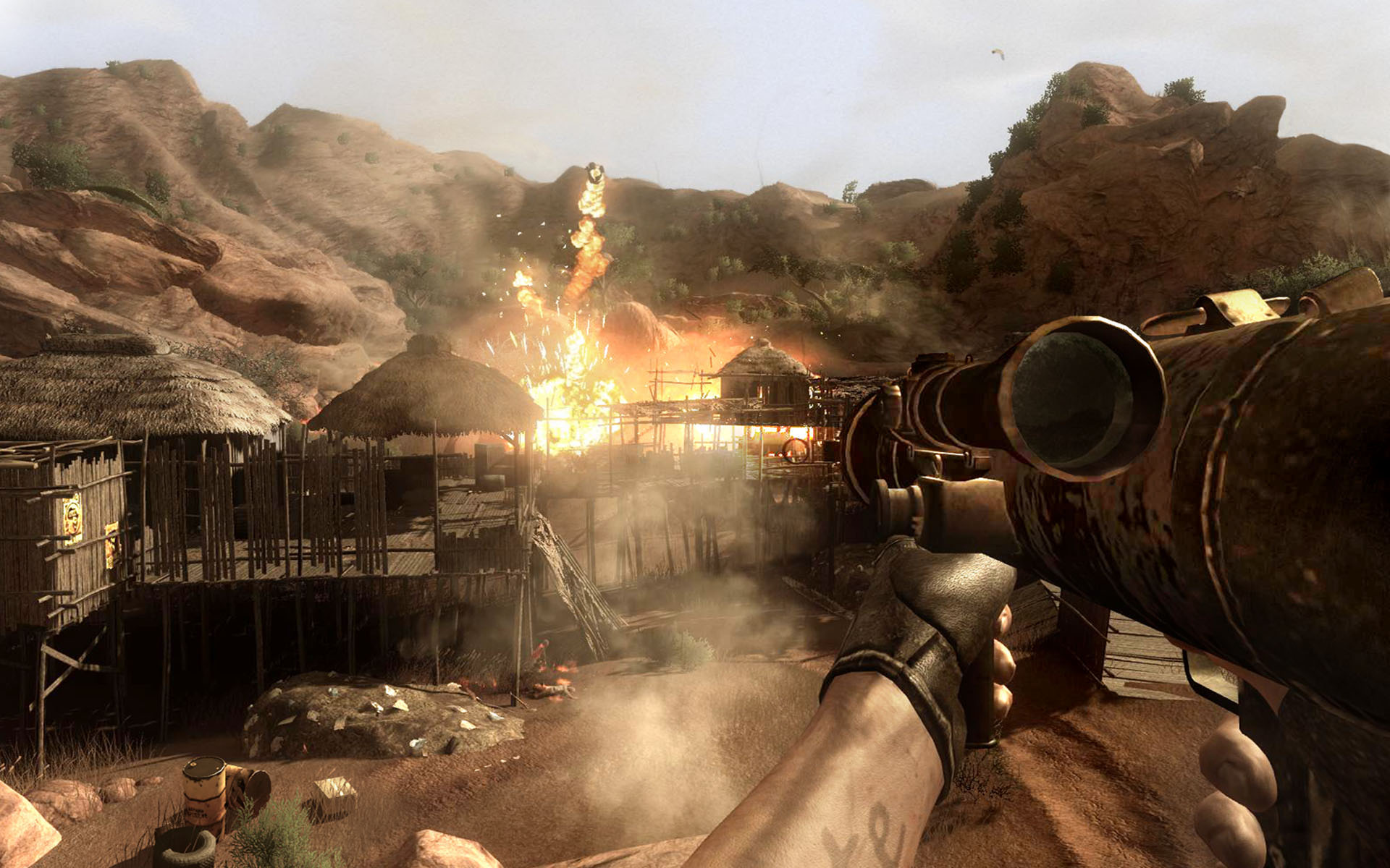 Game Patches Far Cry 2 Patch V1 03 Megagames