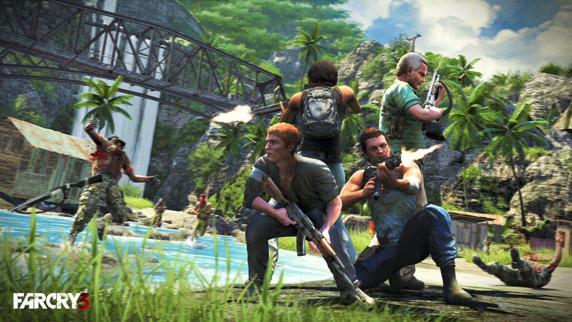 Far Cry 3 sur PlayStation 3 - jeuxvideocom