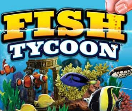 Game cheats fish tycoon megagames for Fish tycoon games