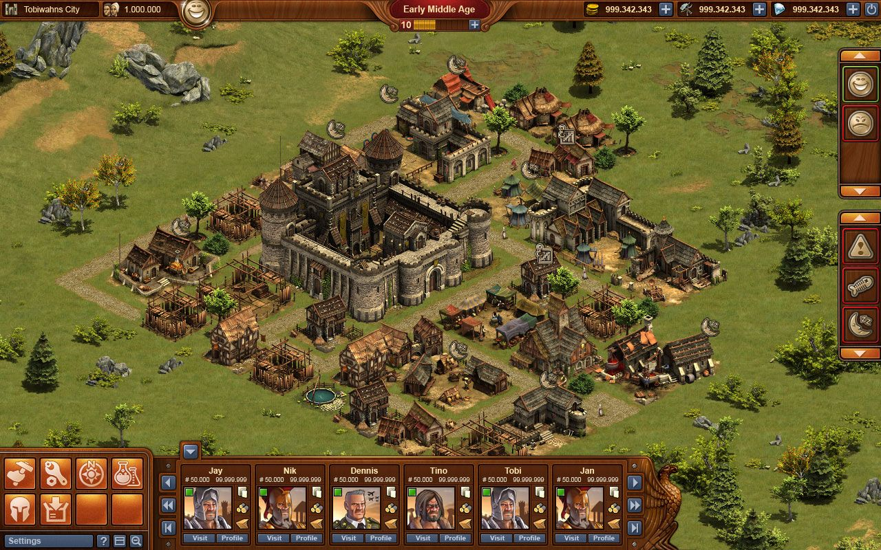 Games: Forge of Empires | MegaGames