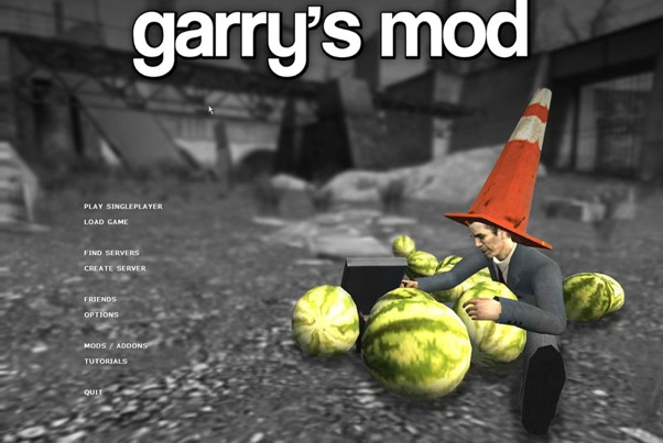 how to join a friends server in gmod