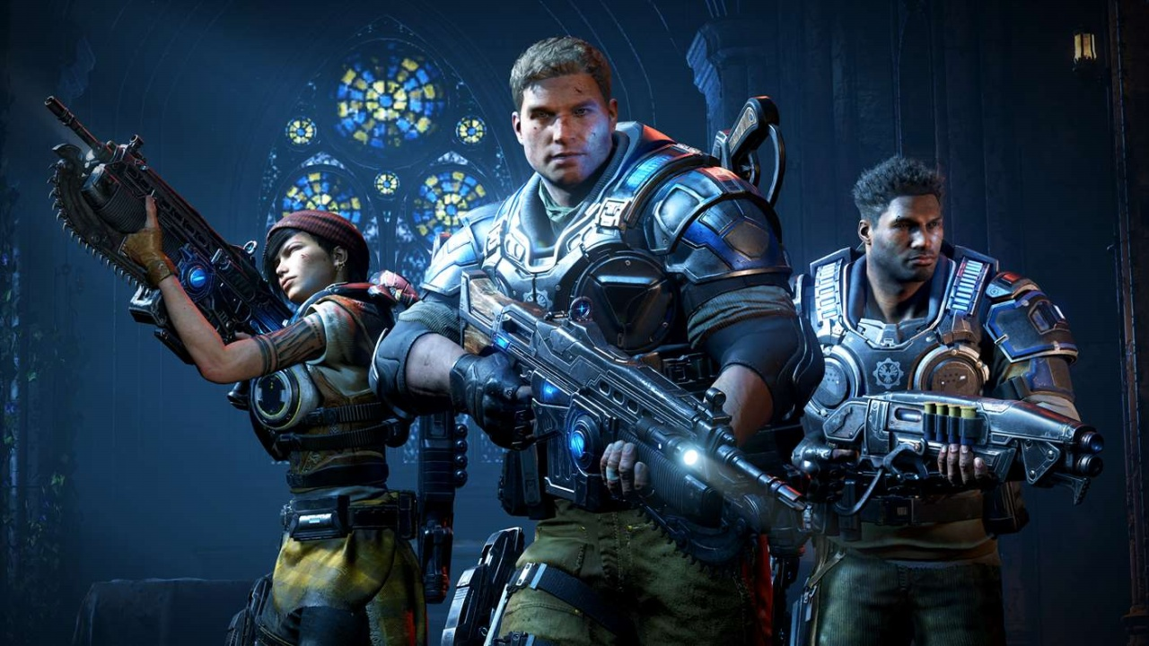 Game Trainers: Gears of War 4 v12 0 0 2 (+12 Trainer