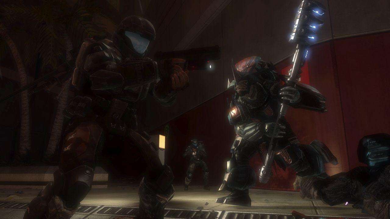 Editorials: PC: HALO 3: ODST   MegaGames