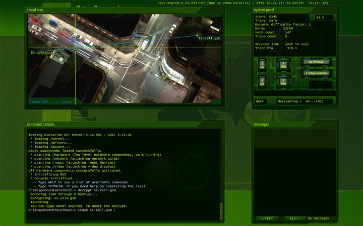 Computer Game Hacker
