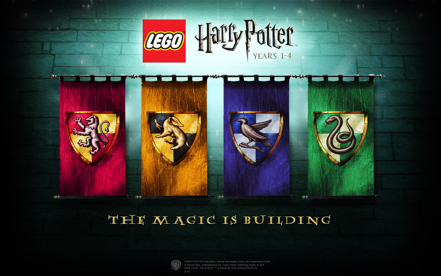 Lego harry potter years 1-4 pc download.
