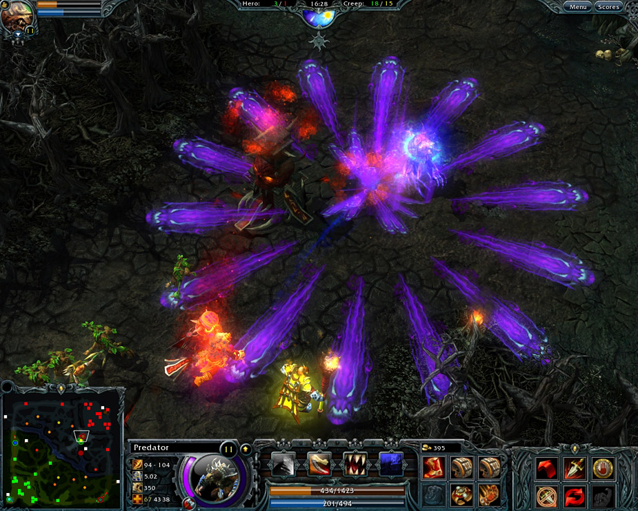 Heroes of newerth unranked matchmaking