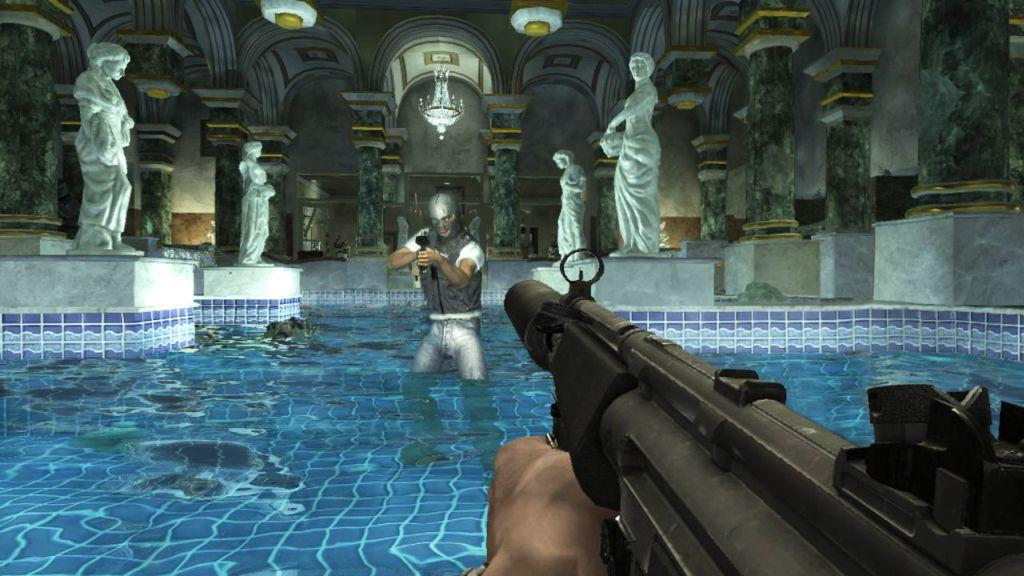 Game Trainers: James Bond: Quantum of Solace v1.1 (+6 Trainer ...