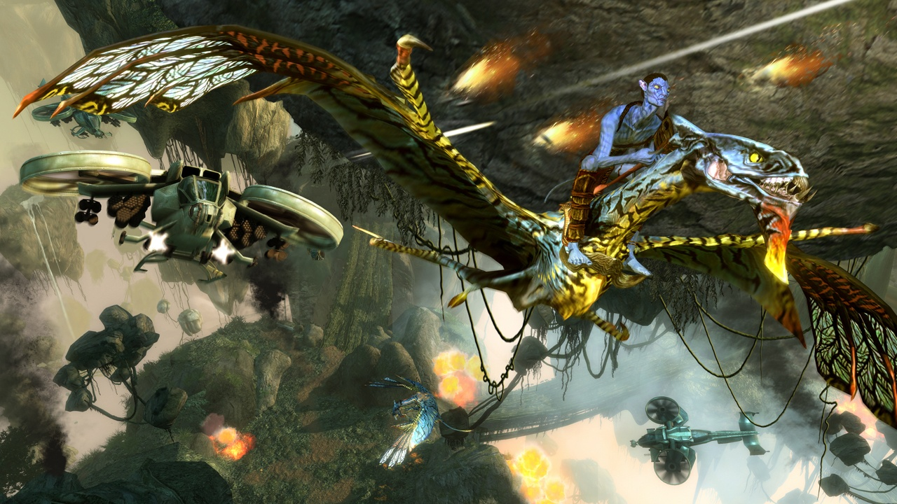 Avatar the game pc online