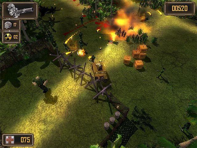 freeware    freegame  jungle strike free full game v1 16