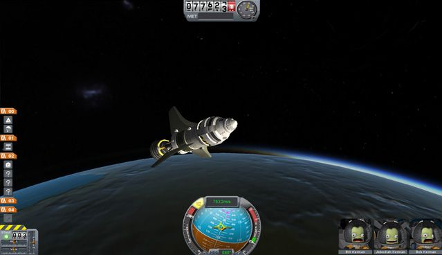 Game Fix / Crack: Kerbal Space Program: Making History