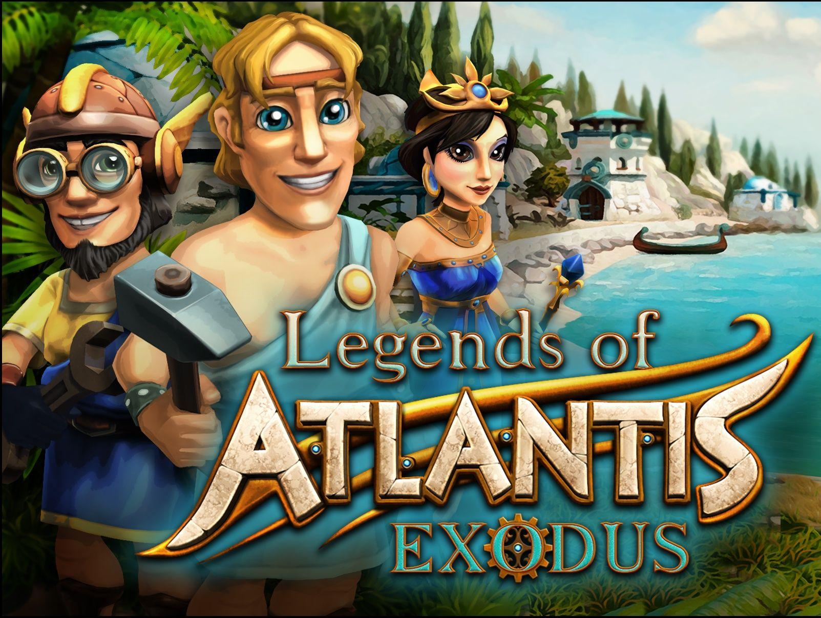 Legends Of Atlantis Exodus 2