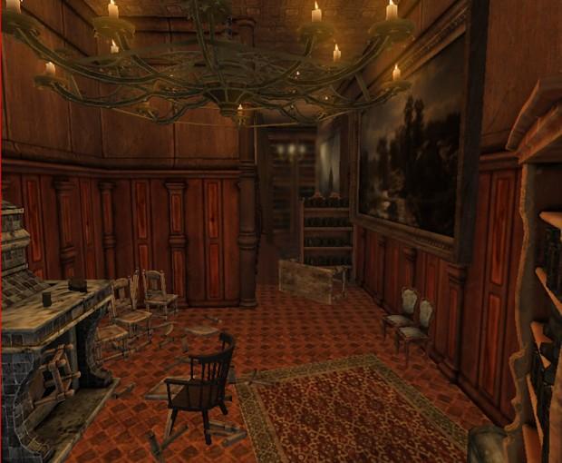 Game Mods Amnesia The Dark Descent The Library Version