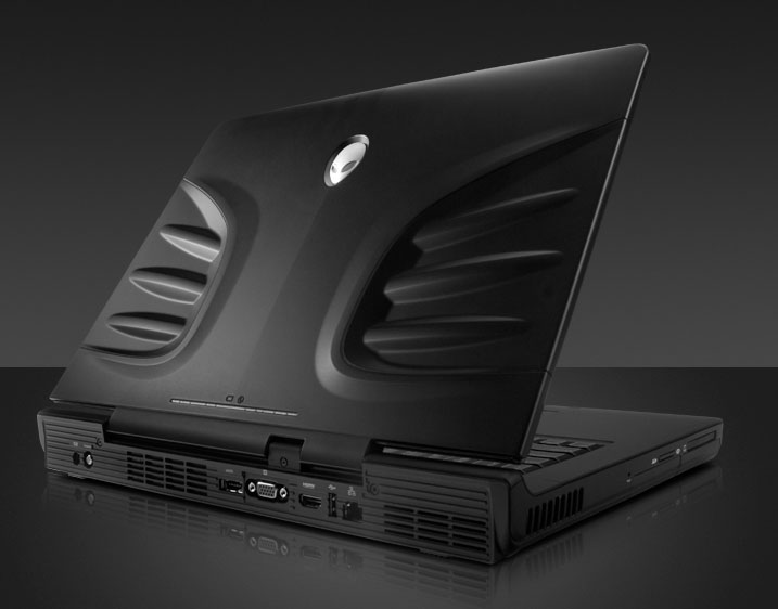 News: Alienware Introduces The First Crossfire laptop ...
