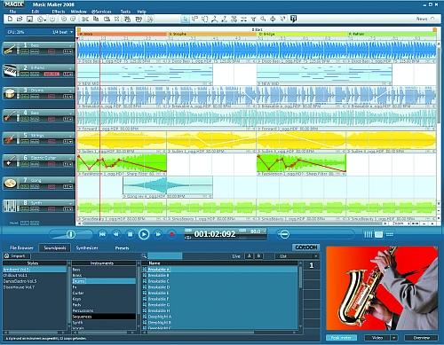 S: : MAGIX Music Maker 14 Producer Edition | MegaGames