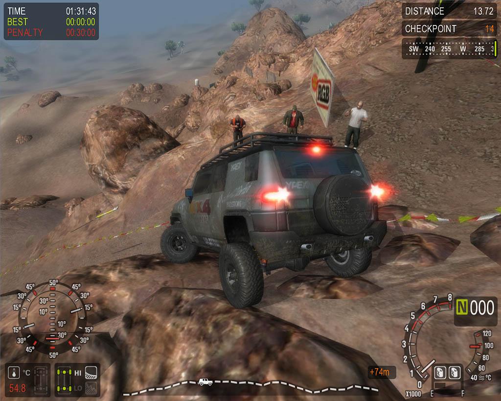 Demos: PC: MOTORM4X Demo   MegaGames
