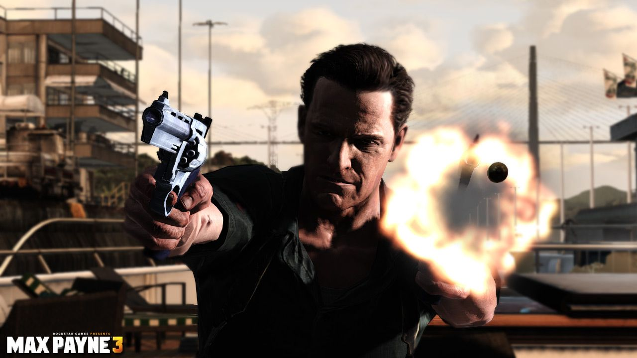 Games Max Payne 3 Megagames