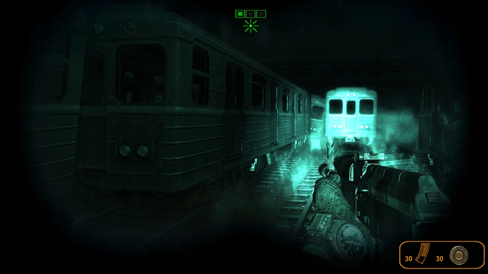 Metro 2033 Patch 1.2 Crack